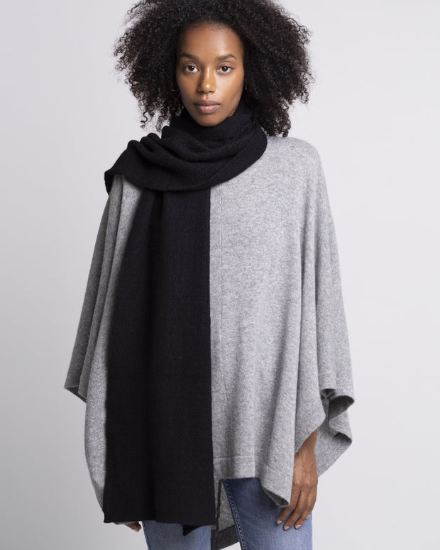 Monica Oversized Cashmere Scarf