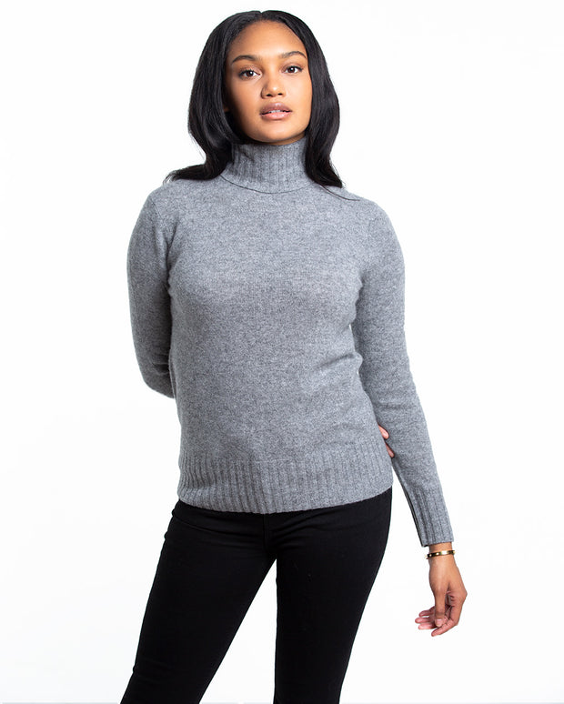 Lauren Cashmere Turtleneck