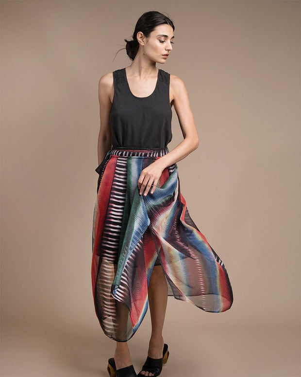 Cecile Maxi Skirt