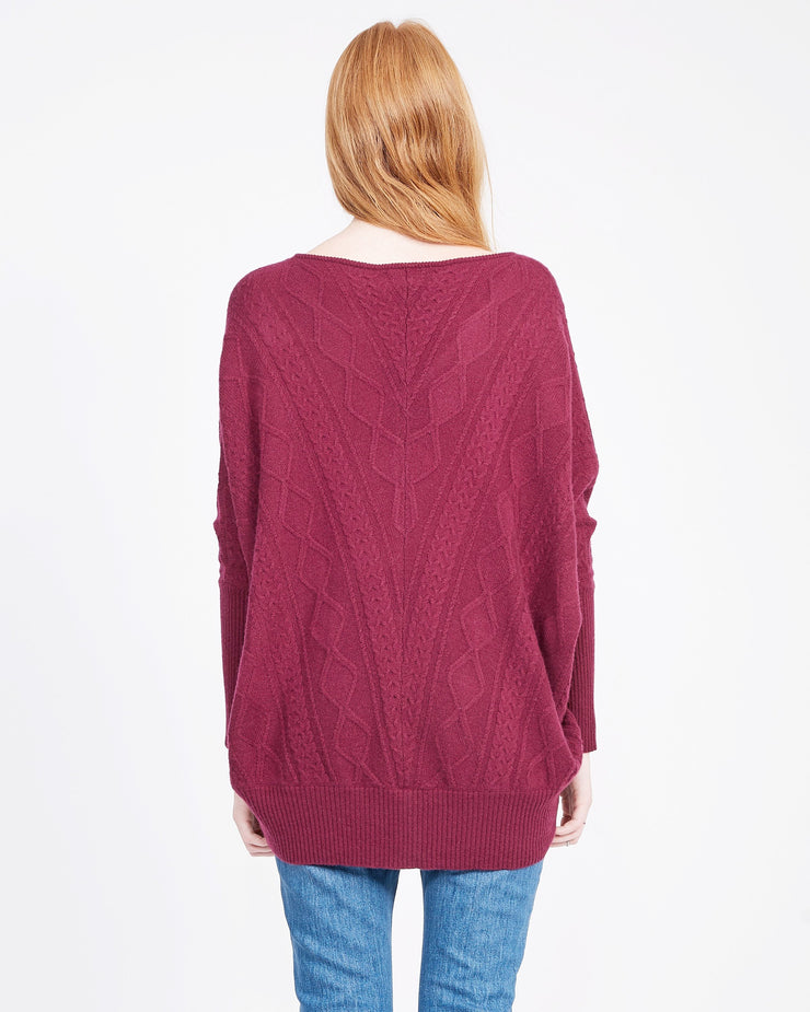 Dropped Shoulder Oversized Sweater