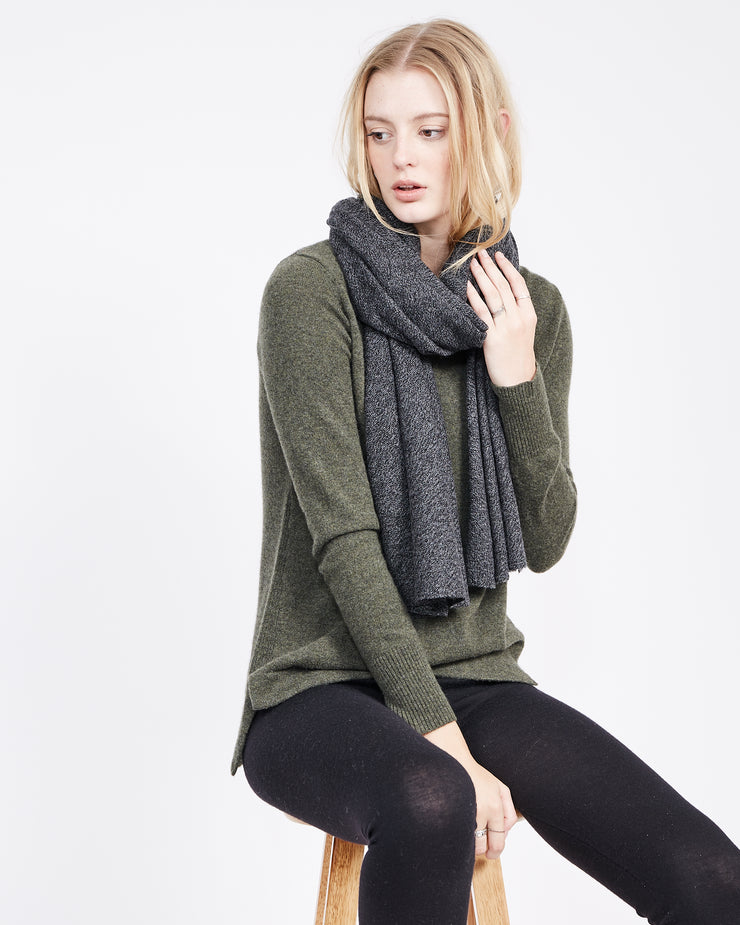 Personalized Lora Basic Cashmere Wrap