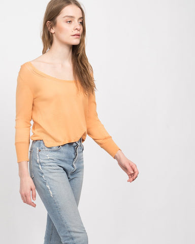 Caitlin Scoop Neck Top