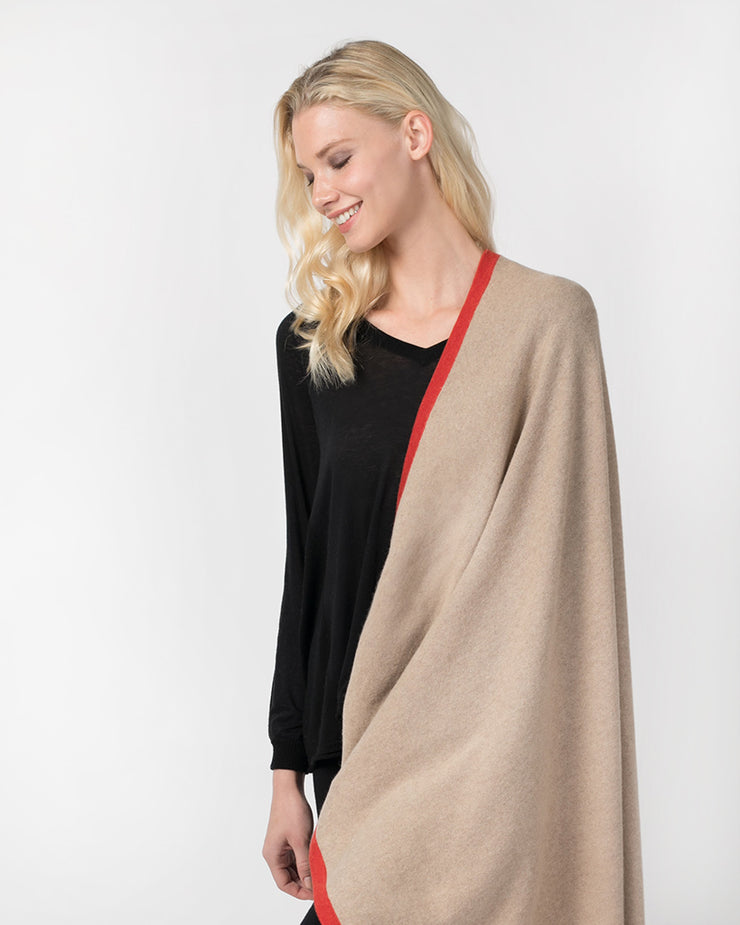 Cashmere Travel Blanket