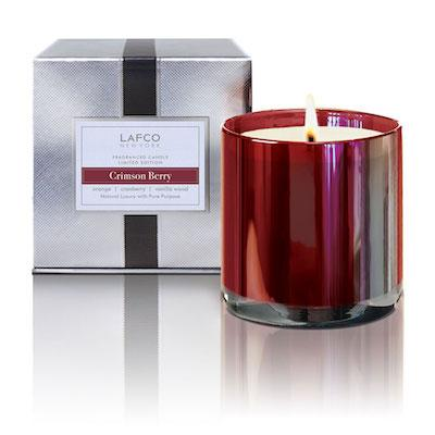 Crimson Berry - LAFCO Candle