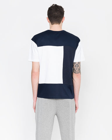 Wescott Fabric Blocked Oversized T-Shirt
