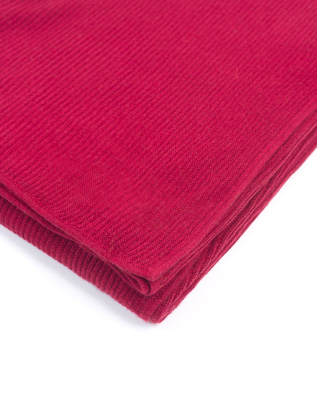 silk and cashmere throw