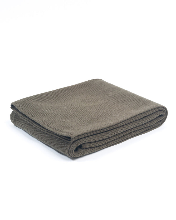 HOME - Cotton and Cashmere Throw