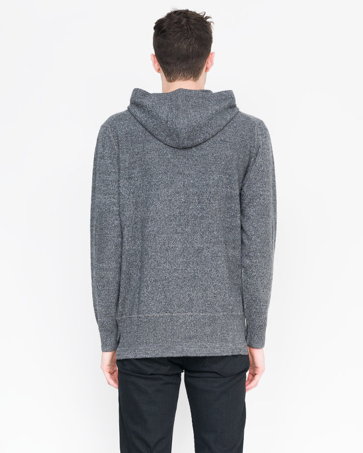 sustainable cashmere hoodie