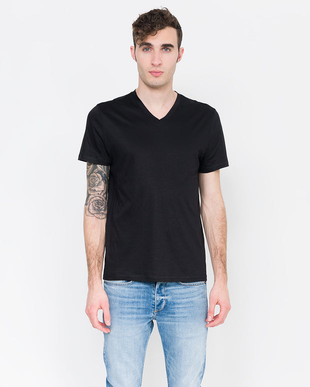 staple v-neck shirt