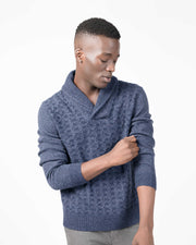 Bresnik Shawl Collar Sweater
