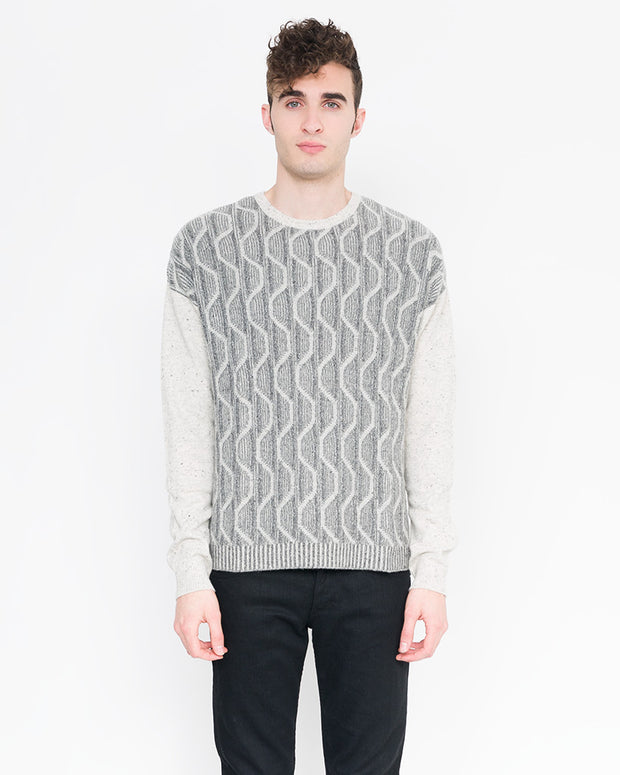 Overmyer Drop Shoulder Crew Neck