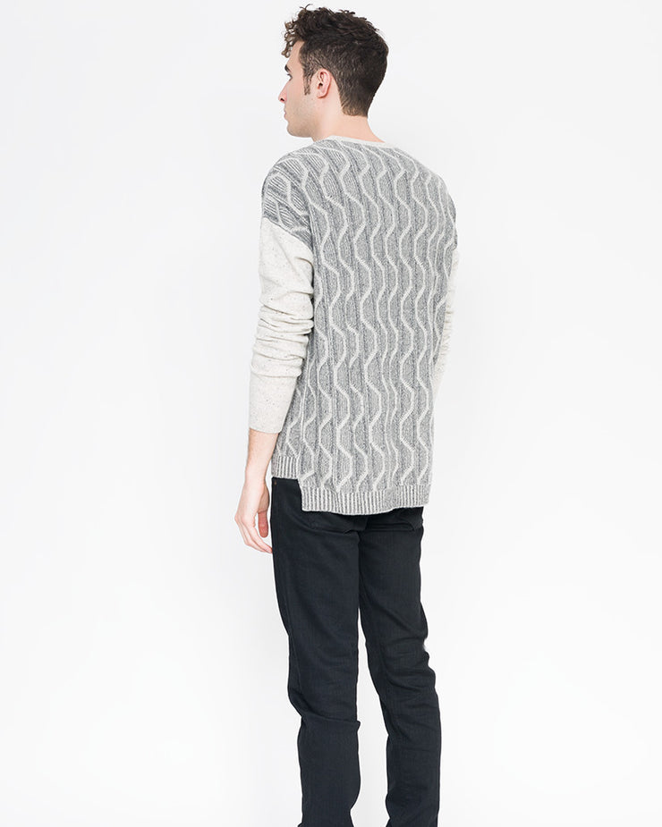 essential men's cashmere sweater