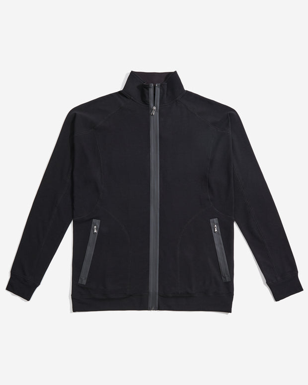 Peterson Baby French Terry Zip-up