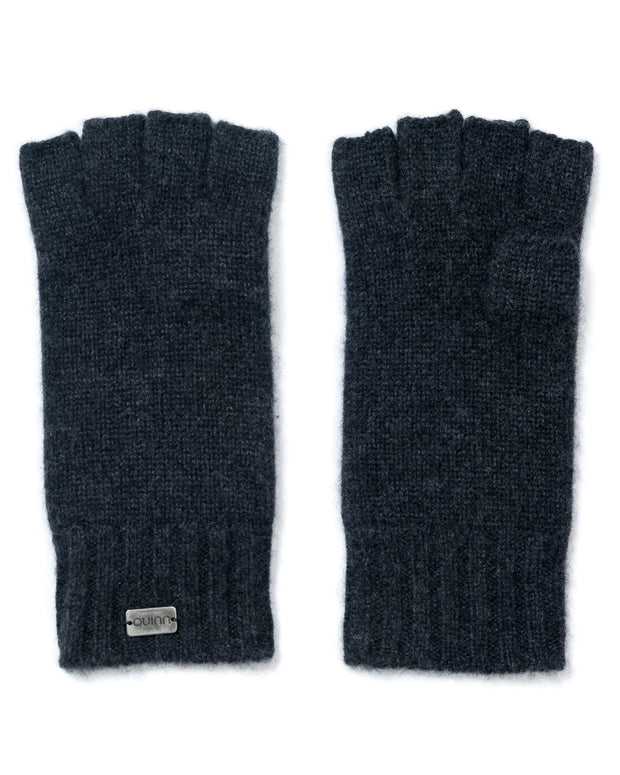 cashmere fingerless glove