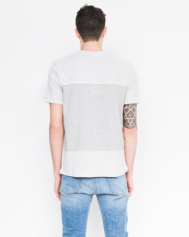 Kass Fabric Blocked T-Shirt