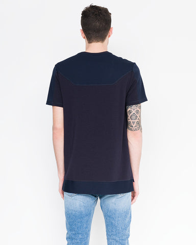 Kanodia Fabric Blocked T-Shirt