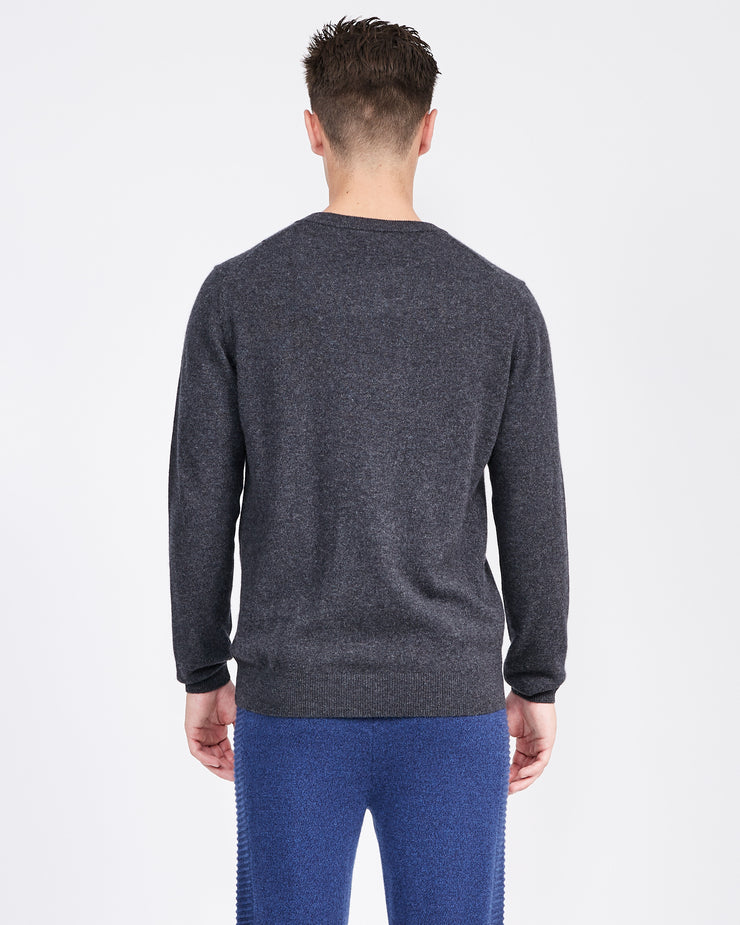 men's crewneck sweater