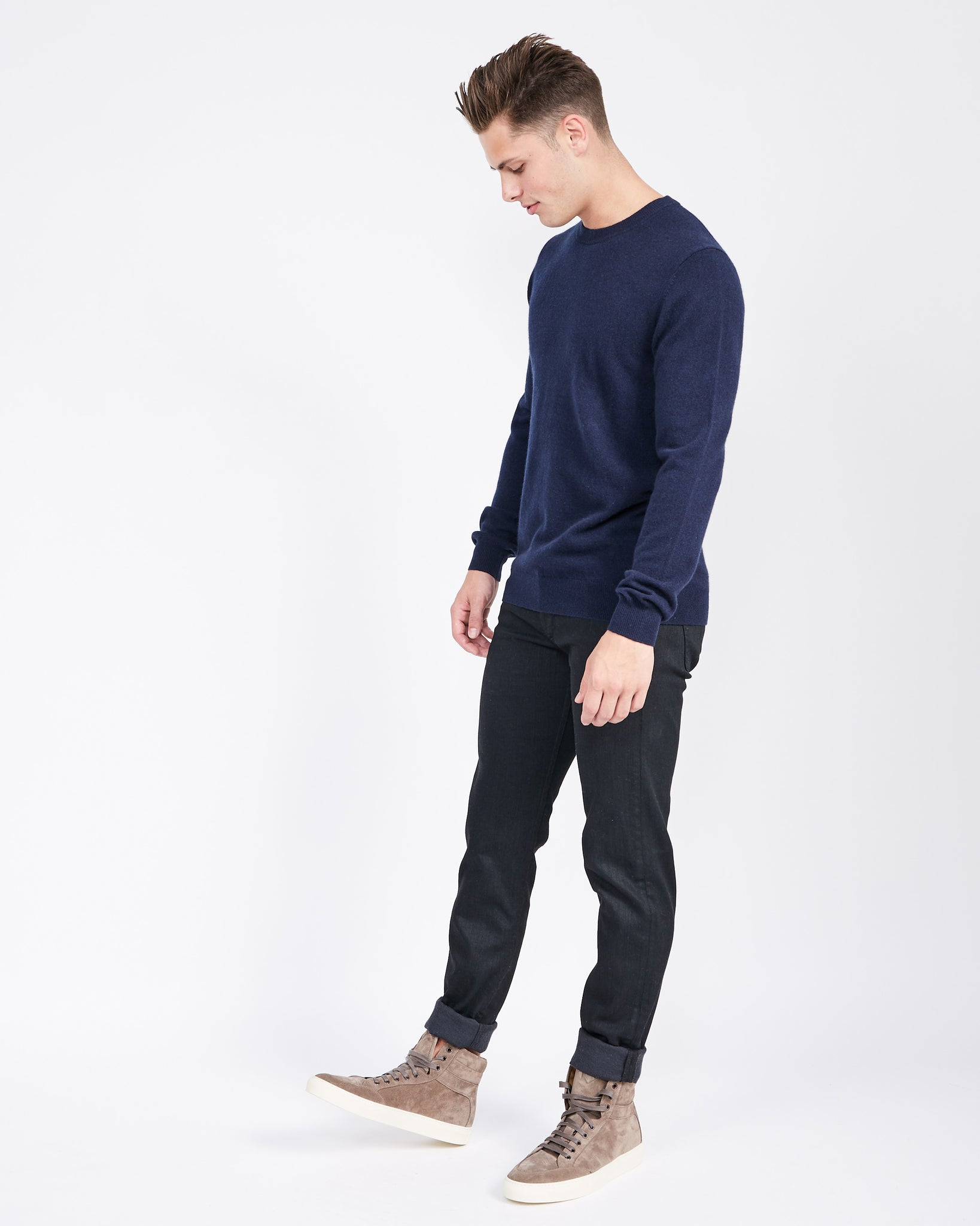 Best Cashmere Sweater For Men