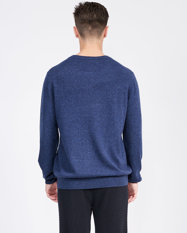 Personalized Cashmere Crew for Him