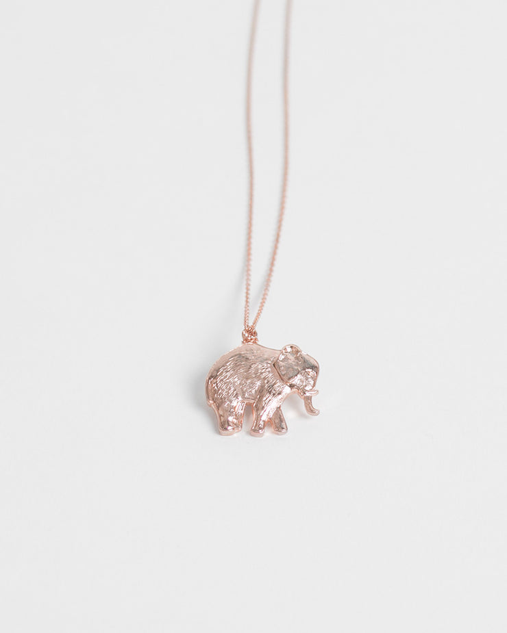 Kendra Phillips Elephant Necklace