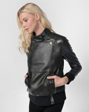 Fairfax Leather Jacket