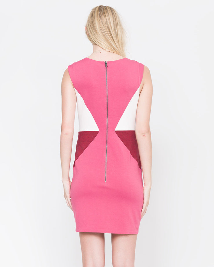Nerissa Color Block Dress