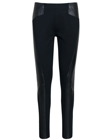 Genevieve Leather Legging