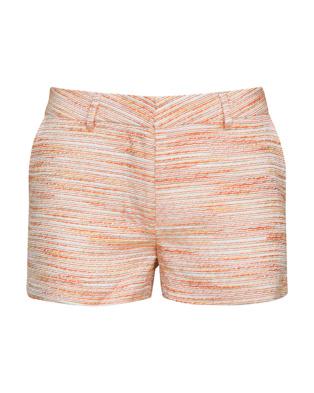 Leslie Metallic Short