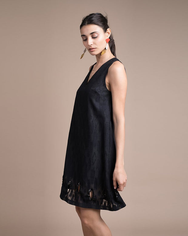 Audrey Sequin Dress