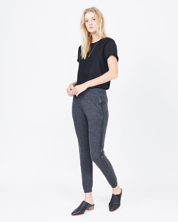 luxury athleisure pants