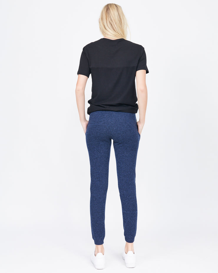 Sustainable cashmere sweatpants luxury