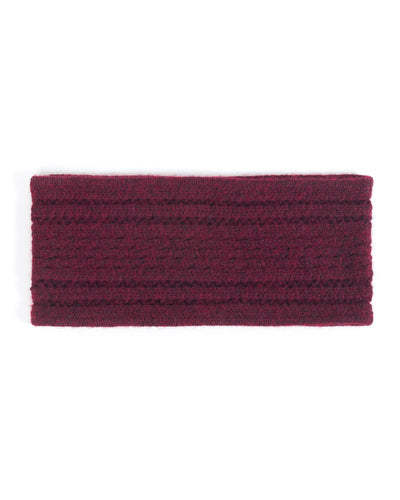 ACCESSORIES - Mixed Stitch Headband