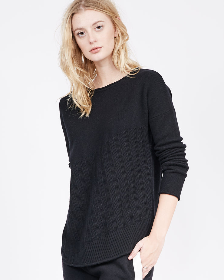 Open Neck every Day sweater