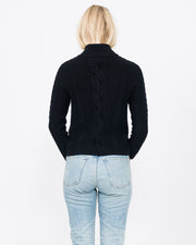 Talitha Cashmere Cropped Sweater
