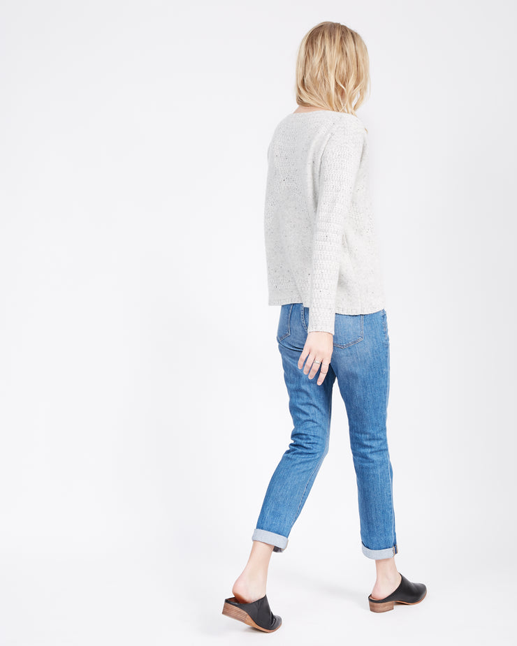 Thick Cashmere Sweater for Winter