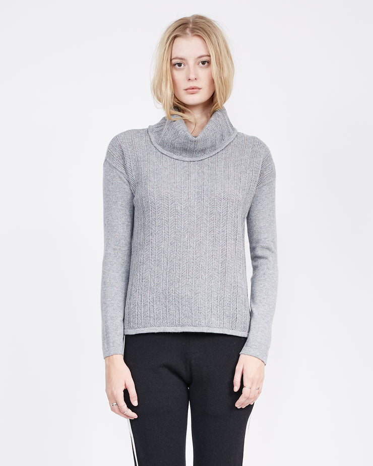 Martina Oversized Turtle Neck