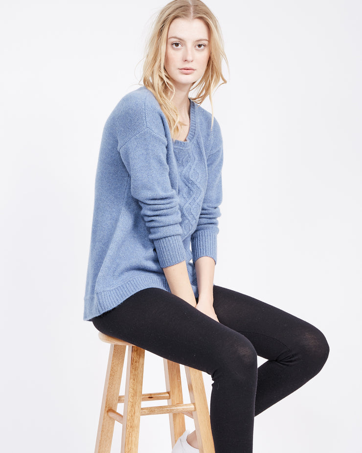 The Best Detailed Cashmere Sweater