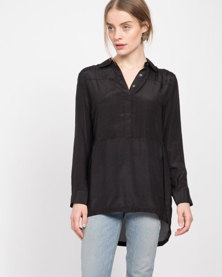 Olivia Float Stitch Tunic