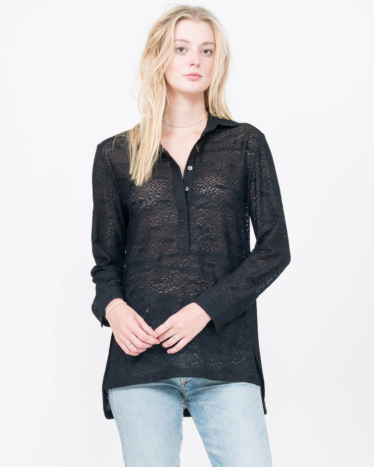 Marie Lace Tunic