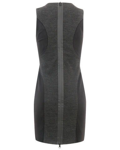 Jovanna Paneled Sleeveless Dress