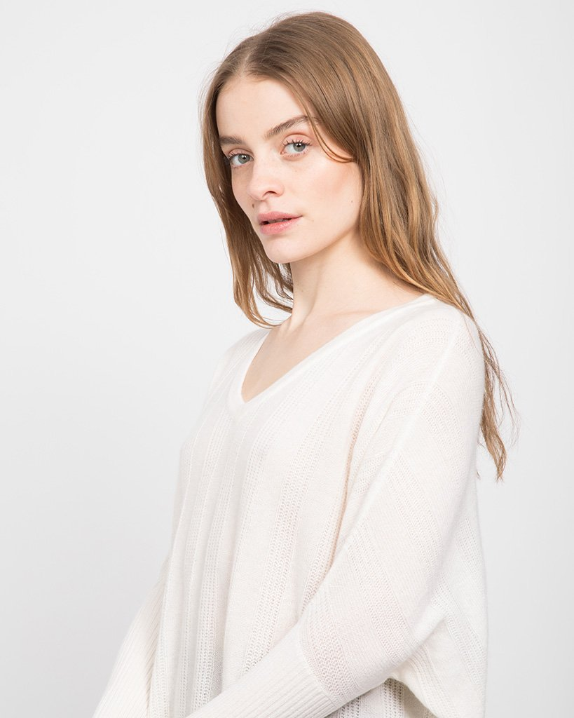 Boyd Cashmere Oversized Sweater