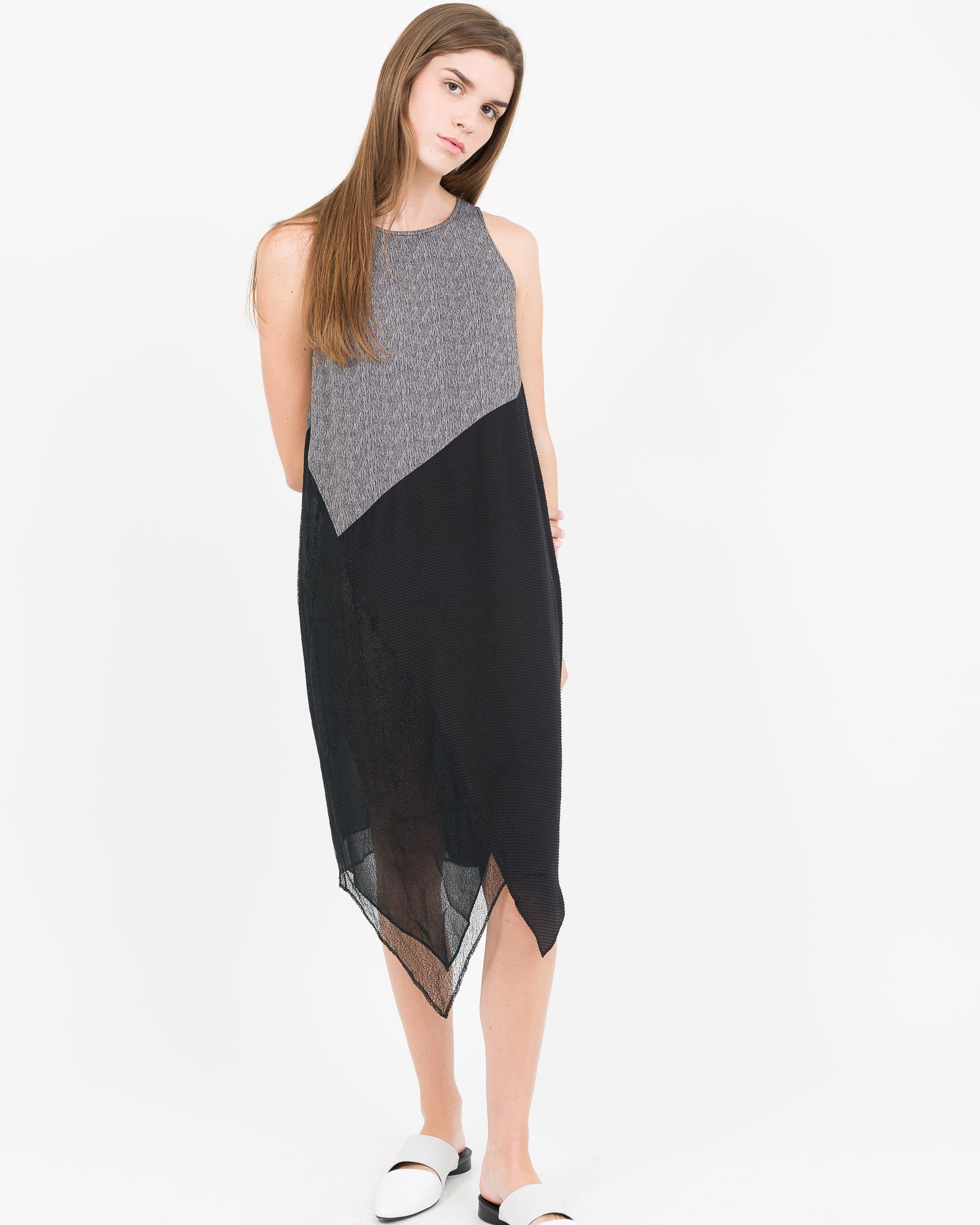 Eve Geometric Dress