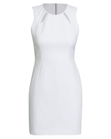 Callie Neck Cut-Out Body Con Dress