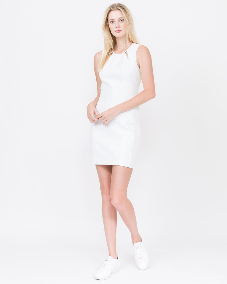 Callie Neck Cut-Out Dress