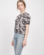 Willie Printed Silk Tee