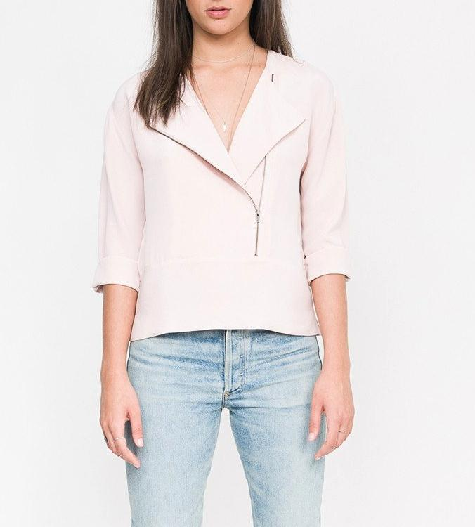 Pico Zip Pull Over