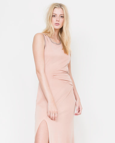 Berkeley Twisted Knot Knit Dress