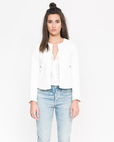 Wake Vented Cropped Jacket