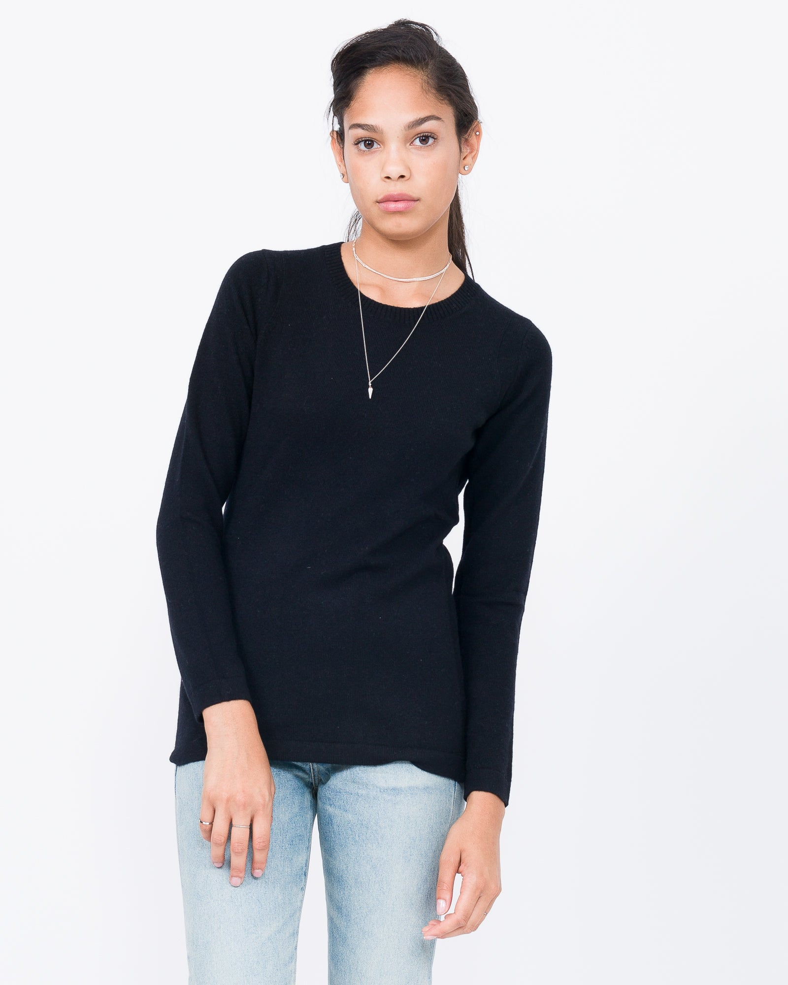 bloggers love this, Fall 2017, essential, cashmere, crewneck, cashmere sweater