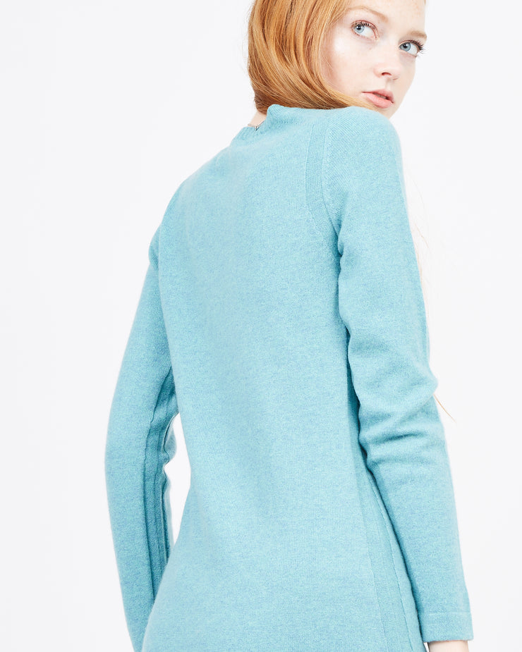 100% cashmere basic sweaters